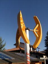 Micro Home Vertical Axis Wind Turbine Power Generator 1KW Mill Savonius 1000 W