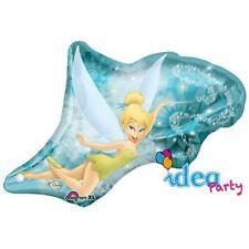 PALLONCINO mylar TRILLY Disney sagoma 53x51 cm, Addobbi Compleanno Trilli fatina