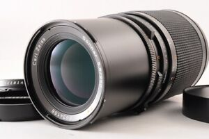 【MINT】Hasselblad Carl Zeiss Sonnar T CF 250mm F/5.6 Lens + UV Filter Caps JAPAN