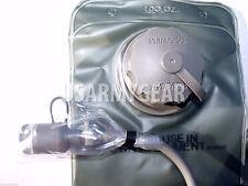 New US. Army Acu Grey HYDRAMAX 100 oz 3 L Bladder Water Bag,Back Pack USGI