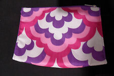 Clinique make up cosmetic bag/pouch