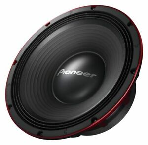 Pioneer Ts-w1200pro Woofer - 450 W Rms - 20 Hz To 500 Hz - 4 Ohm (tsw1200pro)
