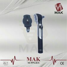 MAK LED F.O Otoscope/Ophthalmoscope ENT Diagnostic Examination For BLACK Colour