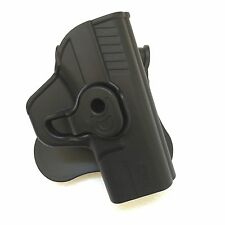 Smith & Wesson M&P 9mm,40,45 Full Size Paddle Belt Holster with Trigger Release