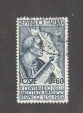 Italy stamp #666, used