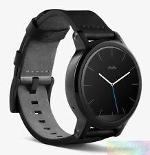 Motorola Leather Band 4GB Smart Watches