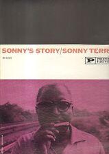 SONNY TERRY - sonny's story LP