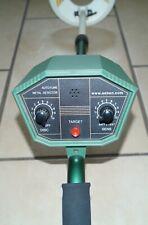 Seben Deep Target/MD 3009 Metalldetektor, Neuw. Zustand, Leistungsgesteigert!