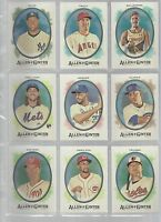2017 Topps Allen and Ginter HOT BOX FOIL  #34  BILLY HAMILTON  REDS
