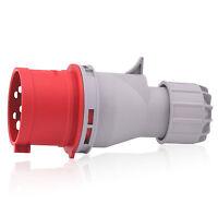 CEE-Stecker 16A 400V 6h IP44 5-polig(3P+N+E) Industriequalität CE SB