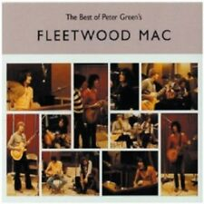 FLEETWOOD MAC - THE BEST OF PETER GREEN'S FLEETWOOD MAC  CD 21 TRACKS NEW+