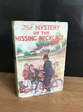THE MYSTERY OF THE MISSING NECKLACE - Enid Blyton -1950