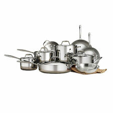 Member's Mark Tri-Ply Clad 14-Pc. Cookware Set NO TAX