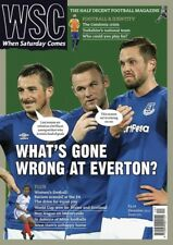 WSC When Saturday Comes December 2017 EVERTON WAYNE ROONEY CATALONIA