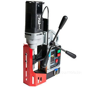 Jancy JEI HM40 240v MagBeast Magnetic Driil - Rotabroach Mag Drill