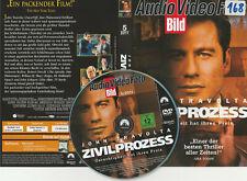ZIVILPROZESS - DVD - JOHN TRAVOLTA - THRILLER