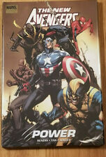 THE NEW AVENGERS: POWER VOL 10~ BY BENDIS & TAN~ MARVEL HARDCOVER NEW SEALED