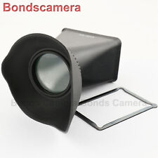 """3"""" 3:2 LCD Screen 2.8x Viewfinder Extender Finder for Canon EOS 60D 600D camera"""