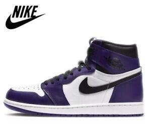 Nike- Air Jordan 1 X SB High OG Court Basketball For Men Sneakers Unisex Women B