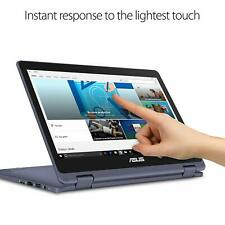 ASUS VivoBook Flip 11.6in 2 en 1 Pantalla táctil Intel N3350 4GB Ram 32GB SSD Win 10