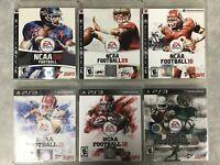NCAA Football (PlayStation 3) PS3 TESTED