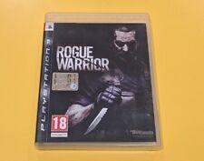 Rogue Warrior  GIOCO PS3