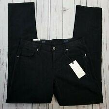 7 Diamonds Clifton Slim Straight 5 Pocket Pants Size 32x34 Black