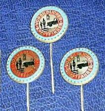 3 Stück  Abzeichen  Vorbildlicher Kraftfahrer DDR