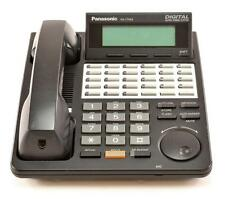 Fully Refurbished Panasonic KX-T7433 Display Speakerphone (Black)