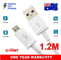 Micro USB 3A Fast Charger Charging Cable Cord For Samsung Galaxy J2 Pro (2018)