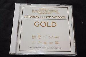 Andrew LLyod Webber - Gold (C52)
