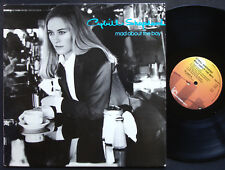 CYBILL SHEPHERD STAN GETZ Mad About The Boy LP INNER CITY IC 1097 Bossa Nova