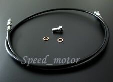 Braided Stainless Steel Clutch Line For Honda civic 92 93 94 95 96 97 98 99