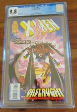 X-Men #53 CGC 9.8 1996 1st full Onslaught NM/MINT