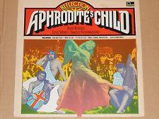 APHRODITE'S CHILD -Reflection- LP Fontana Records (9290 100) 1980