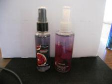 Bath & Body Works Midnight Pomegranate 2 Piece Travel Size Lot - Mist & Splash