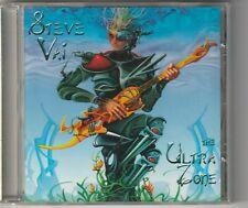 Steve Vai - Ultra Zone   CD   (Epic 1999)