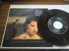 "Vintage 7"" 45rpm vinyl record. All About Eve Marthas Harbour"