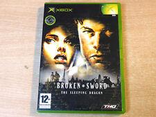 Xbox - Broken Sword : The Sleeping Dragon by THQ