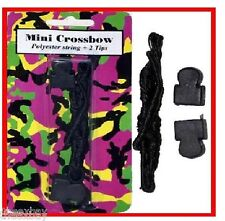 Replacement STRING For Mini Crossbow Pistol Hand Gun Cross Bow 80lb 80 lb + Tips