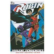 Robin: Violent Tendencies