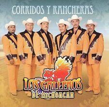 Los Galleros De Michoacan : Corridos Y Rancheras CD