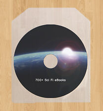 700+ Sci Fi Ebooks Stories CD DVD Story Books disc for Ipad Kindle Kobo EReader