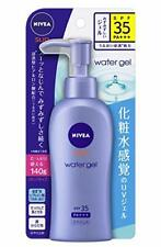 NIVEA SUN KAO Japan SUNSCREEN Protect Water Gel 140g SPF35/PA+++ japan