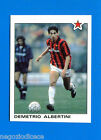 CALCIATORI PANINI 1991-92 -Figurina-Sticker n. 344 - ALBERTINI - MILAN -New