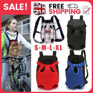 Portable Pet Dog Carrier Puppy Backpack Mesh Travel Carrying Bag Shoulder Bag a+