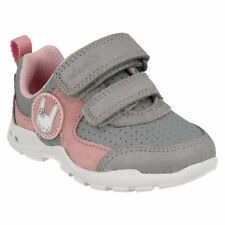 Clarks Casual Trainers Hook & Loop Fasteners Shoes for Girls
