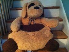 "30"" Plush DOG REAL Large Big  CHRISHA Playful 2011 Stuffed Plush Animal RARE F/S"