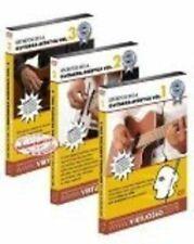 Virtuosso Curso Completo De Guitarra Acustica En 3 DVD