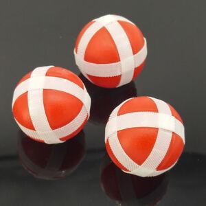 3x Klettball Ersatzbälle für Klett Dartscheibe Klettspiel Wurfscheibe Soft Dart